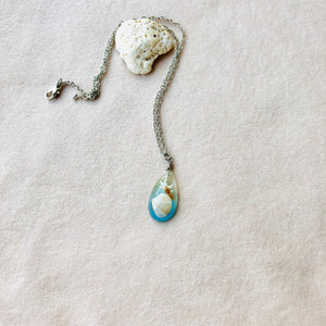 Summer | Drop sea necklace