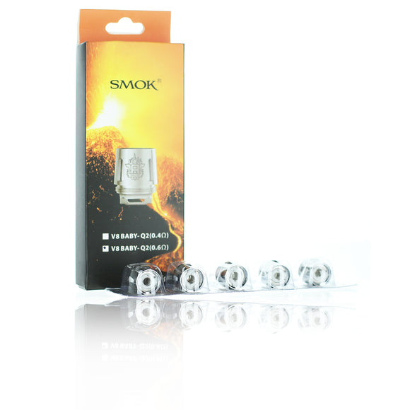 SMOK V8 Baby Beast | Big Baby Beast | Baby Prince Coils 5 Pack