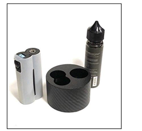SQUID INDUSTRIES DOUBLE BARREL V2.1 & 60ML CUP HOLDER by Jwraps
