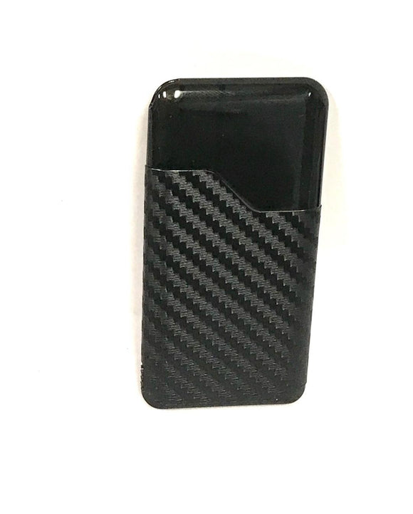 Suorin Air skin wrap Black Carbon Fiber Textured skin wrap by Jwraps