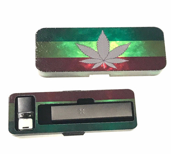 Pax Era travel case Green Mary J 6 by Jwraps