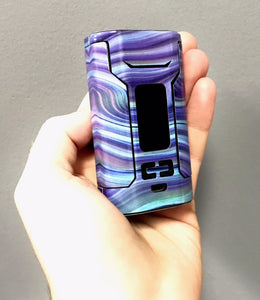 Wismec Sinuous Skin Wrap Psychedelic 4 S616 by Jwraps