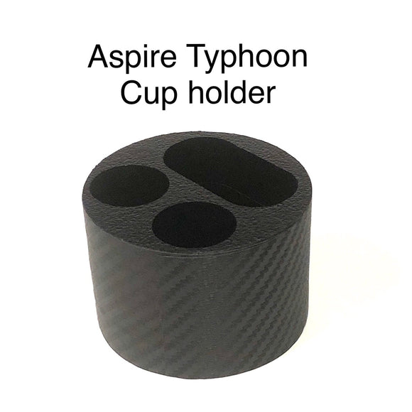 Aspire Typhon Cupholder by Jwraps