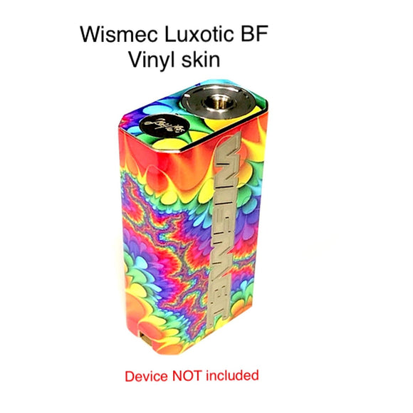 Wismec Luxotic BF Skin Wrap Summer Color S795 by Jwraps