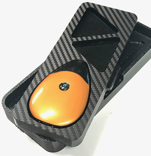 Suorin Drop black travel case stand by Jwraps