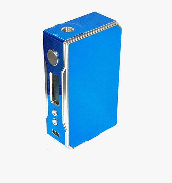 Voopoo Drag skin wrap Blue Chrome Skin by Jwraps