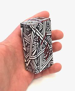 Smok T Priv skin wrap Abstract Triangles S850 skin by Jwraps