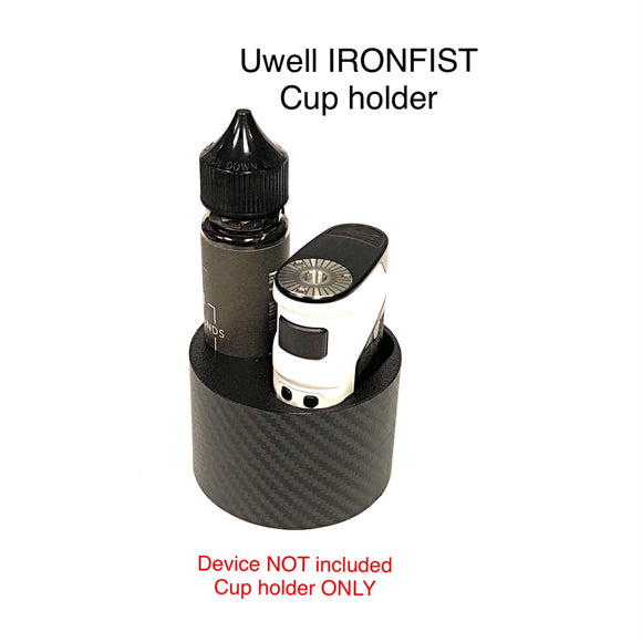 Uwell Ironfist Cupholder by Jwraps
