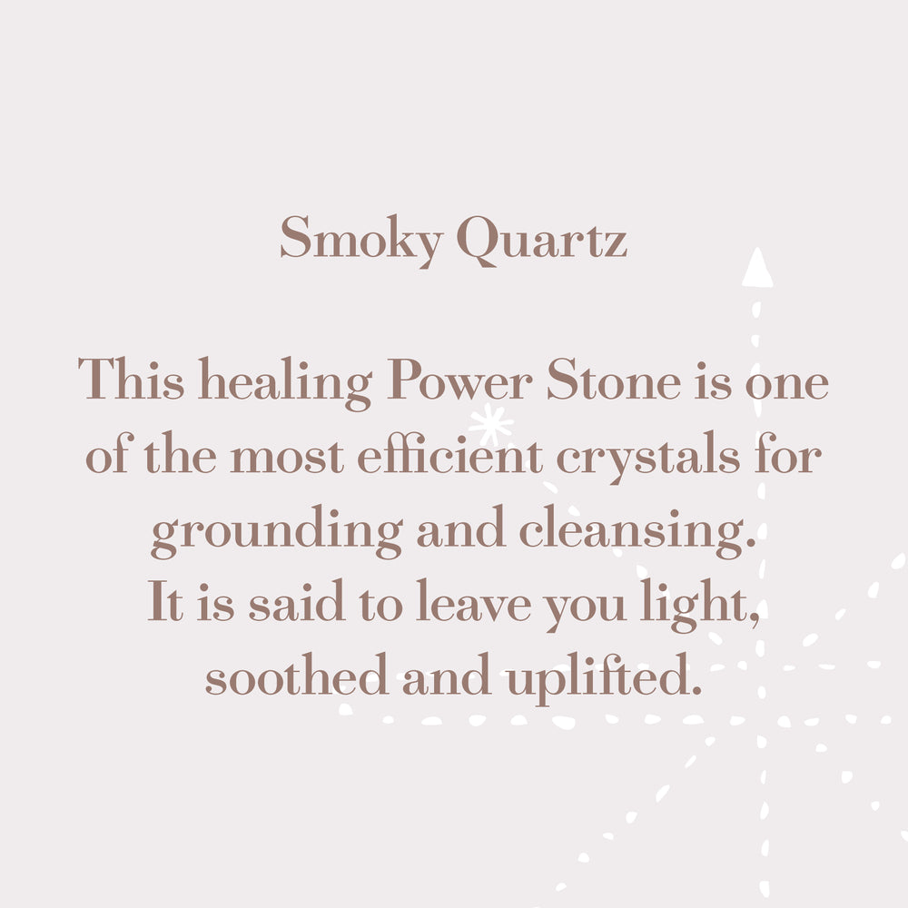 Load image into Gallery viewer, Smoky Quartz Power Stone