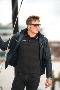 Jacket, man, MUSTO, navy