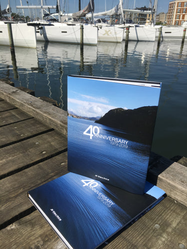 Anniversary 2019 Book, 40 Years of X-Yachts