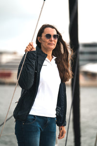 Jacket, woman, MUSTO, navy