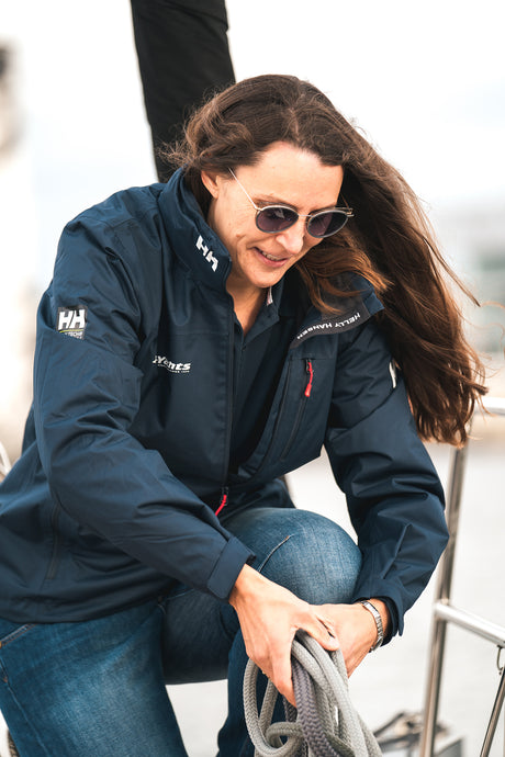 Jacket from Helly Hansen, Navy blue, WOMAN - NEW!