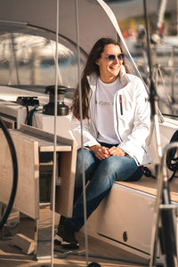 Jacket from Helly Hansen, White, WOMAN - NEW!