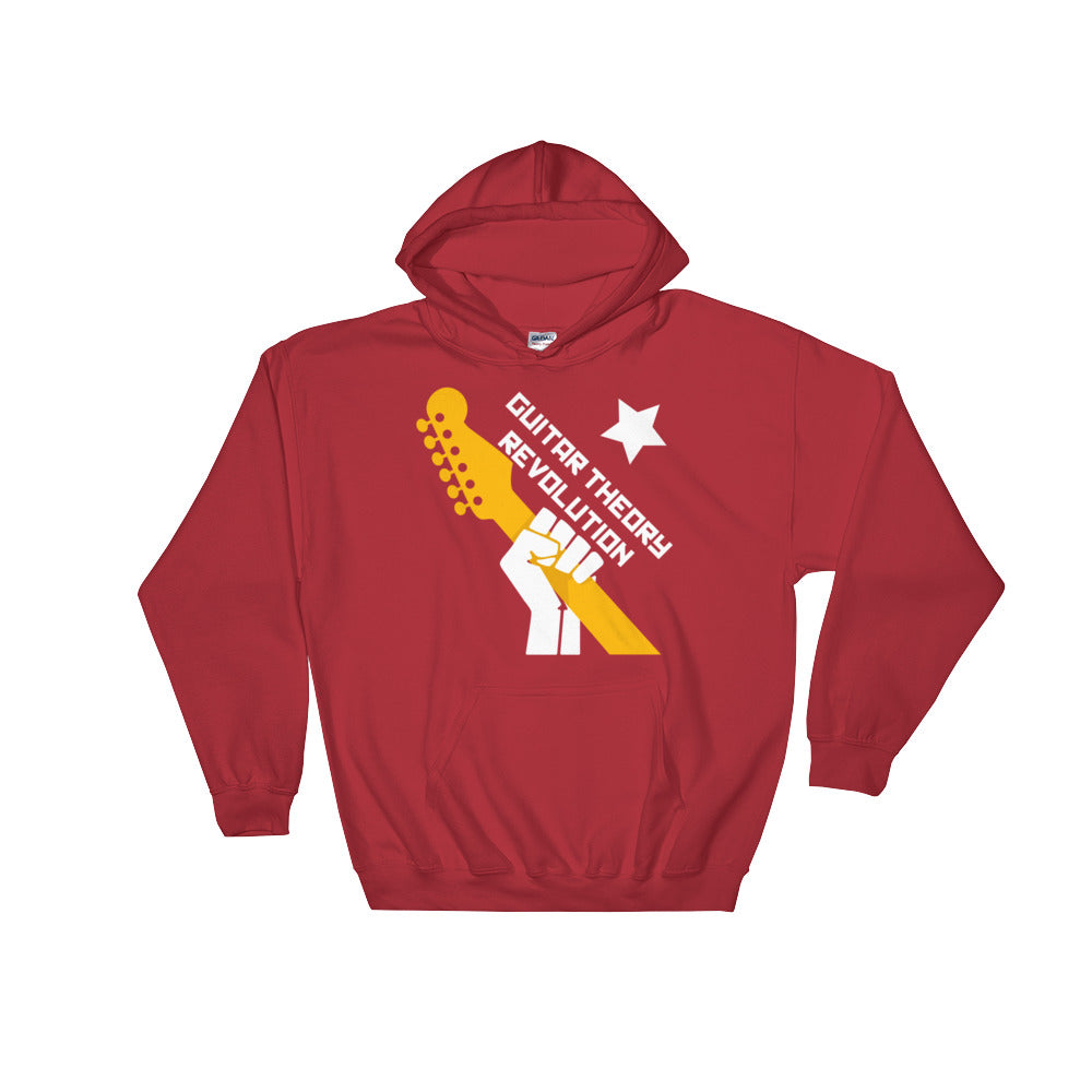 Guitar Theory Revolution - Hooded Sweatshirt