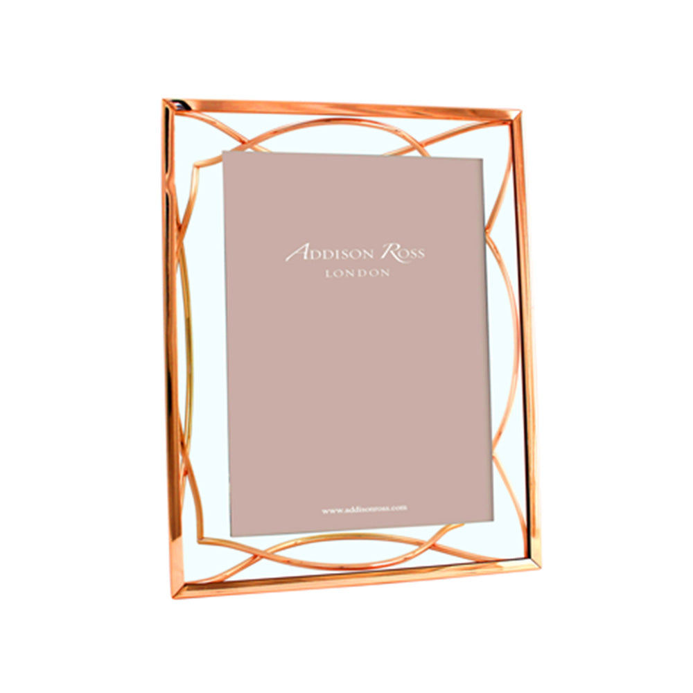 Elegance Rose Gold Frame - Gold Frames - Addison Ross