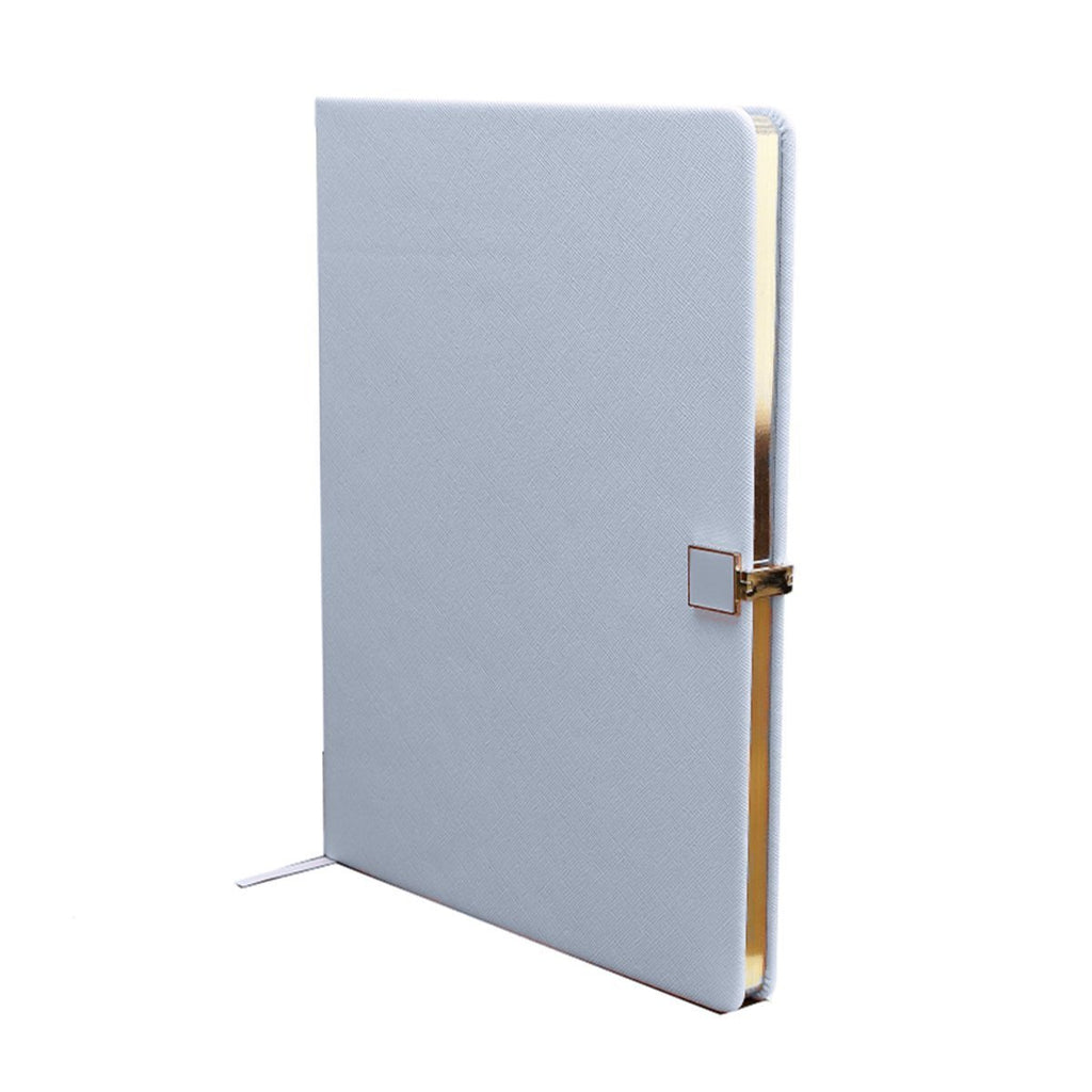 Blue & Gold A4 Notebook - Addison Ross Ltd UK