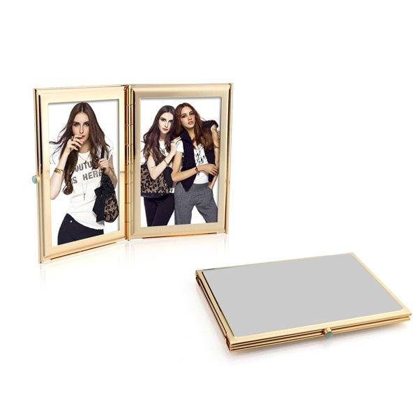 Chiffon & Gold Travel Frame - Addison Ross Ltd UK
