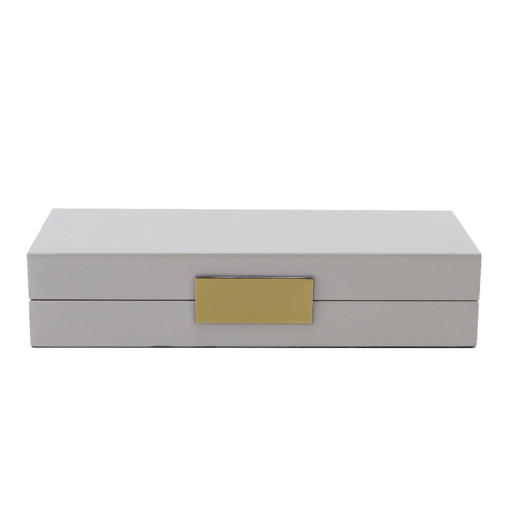 Chiffon Lacquer Box With Gold - Addison Ross Ltd UK