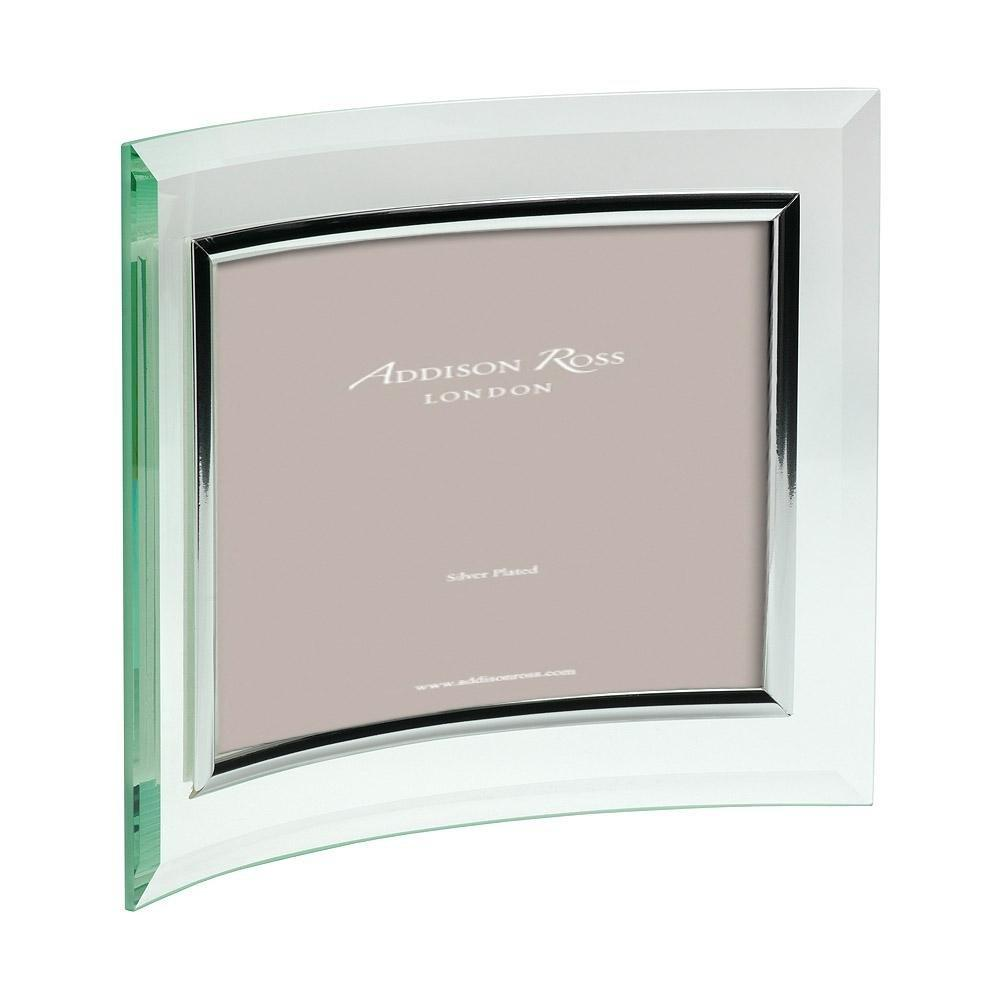 Curved Glass Landscape Photo Frame - Addison Ross Ltd UK