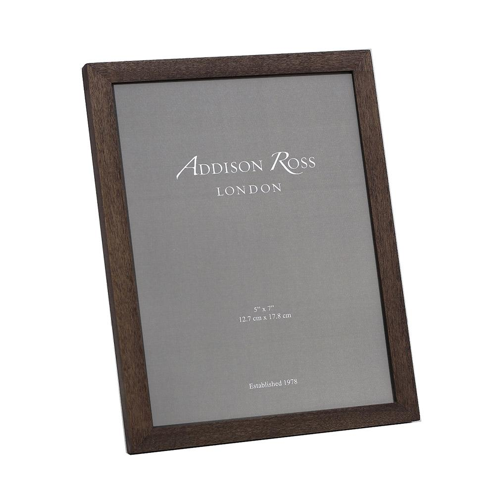 Dark Alder Wood Photo Frame - Addison Ross Ltd UK