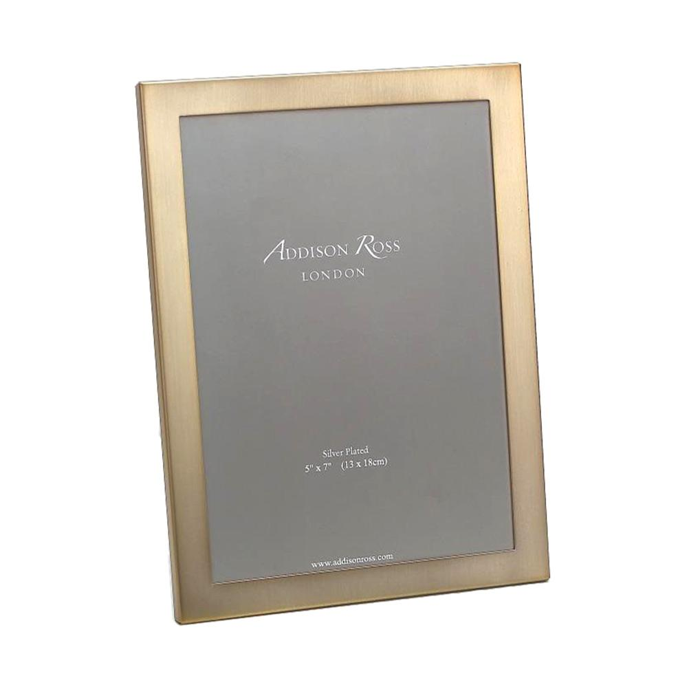 Matte Gold Frame with Squared Corners - Addison Ross Ltd UK