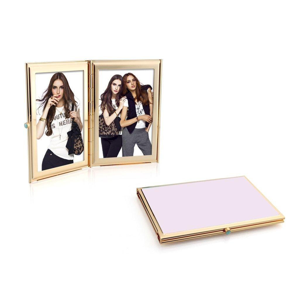 Pastel Pink & Gold Travel Frame - Addison Ross Ltd UK