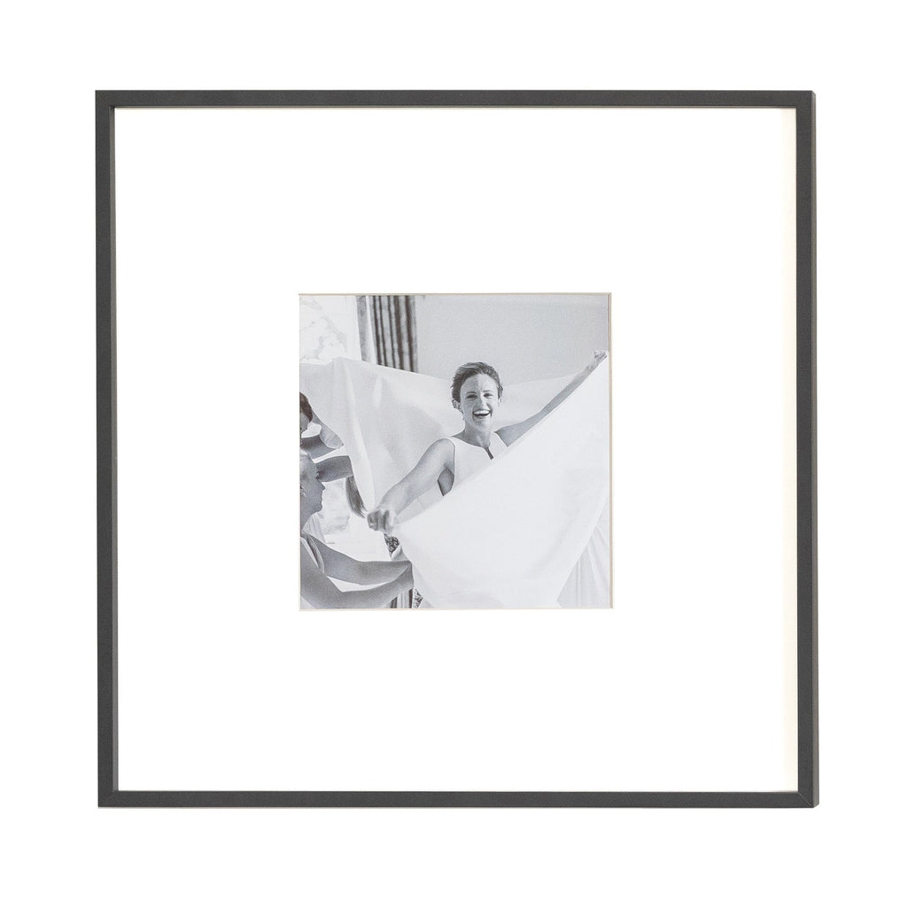 Single Aperture Black Wall Hanging Frame - Addison Ross Ltd UK