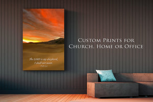Custom Projects & Prints