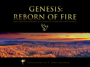 Genesis: Reborn of Fire (Trilogy Book 3)