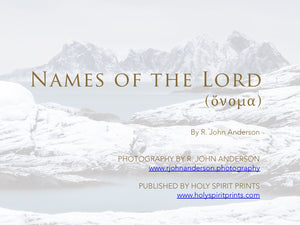 Names of the Lord