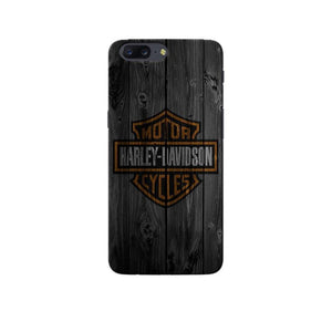 cheaper d29f1 0e2c8 Wooden printed Harley case for oneplus 5
