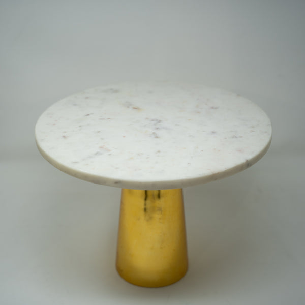 Marble Cake Stand.