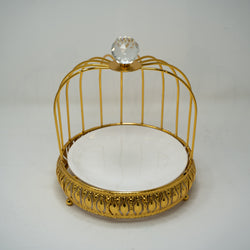 Bird Cage 1 tier cake display stand.