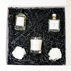 Large Gift Set - Oud Blanc