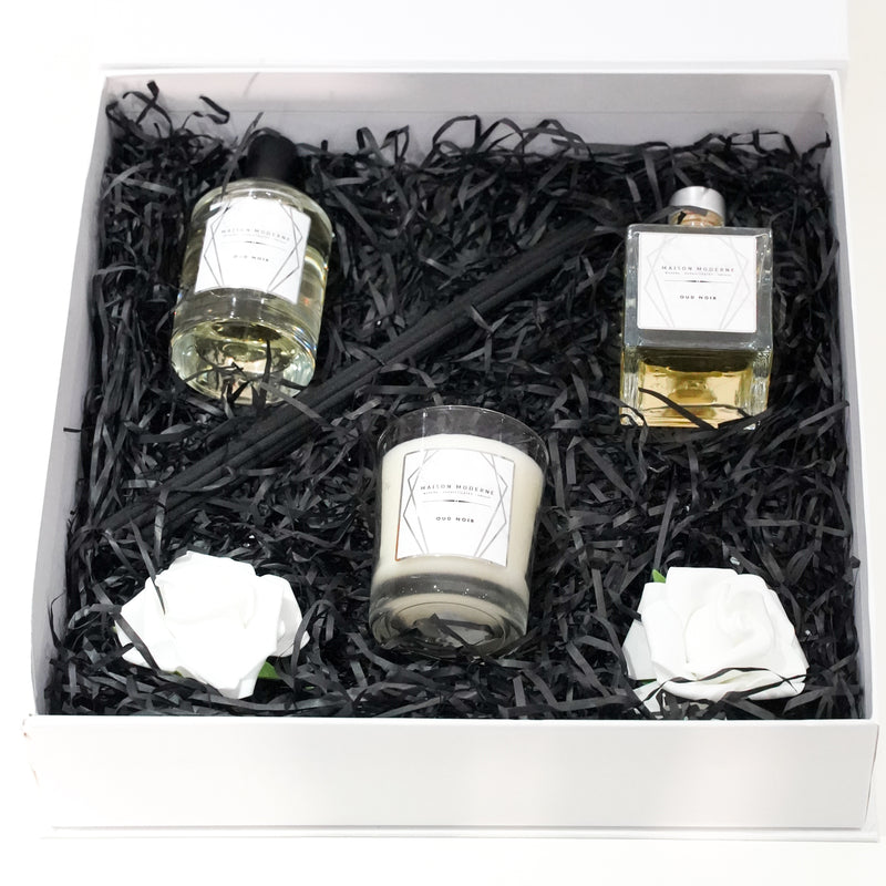 Large Gift Set - Oud Noir
