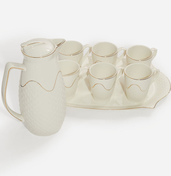 Coffee Cup Set - White 2