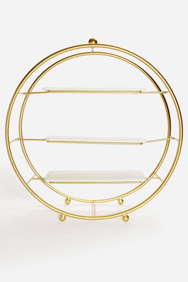 Metal Cake Display Rack