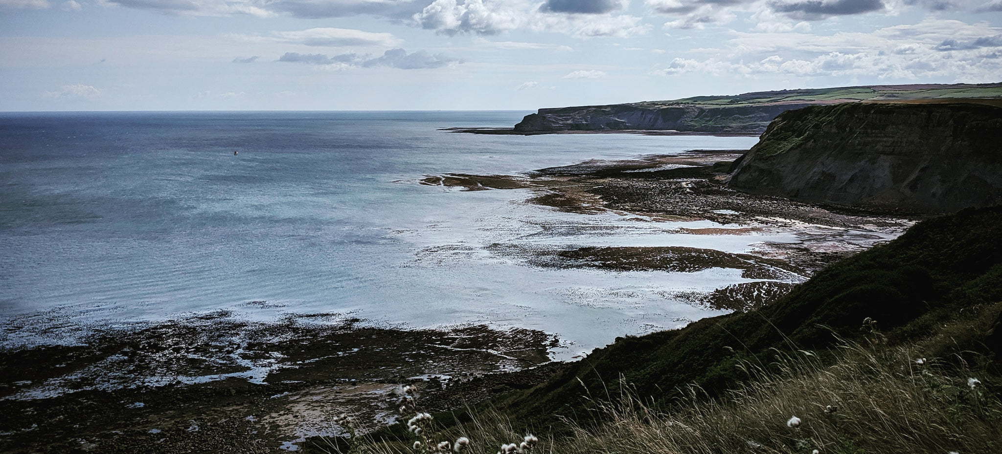 The Wild Beaches of North Yorkshire