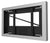 Wall Kiosk Enclosure (Landscape) - Peerless-AV
