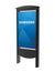 Outdoor Smart City Kiosk Designed for Samsung OHF Displays - Peerless-AV