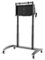 SmartMount® Motorized Height Adjustable Flat Panel Cart - Peerless-AV