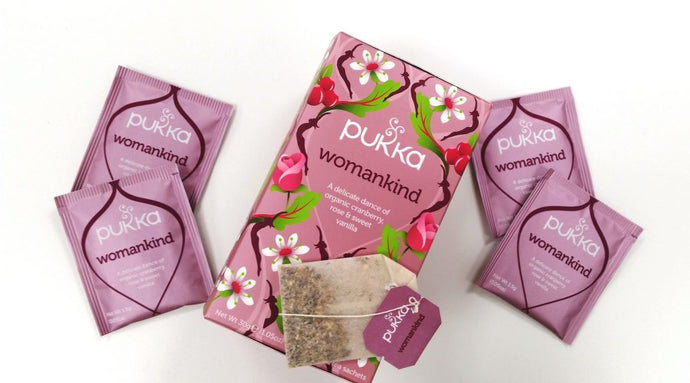 Pukka Teas - Womankind & Love