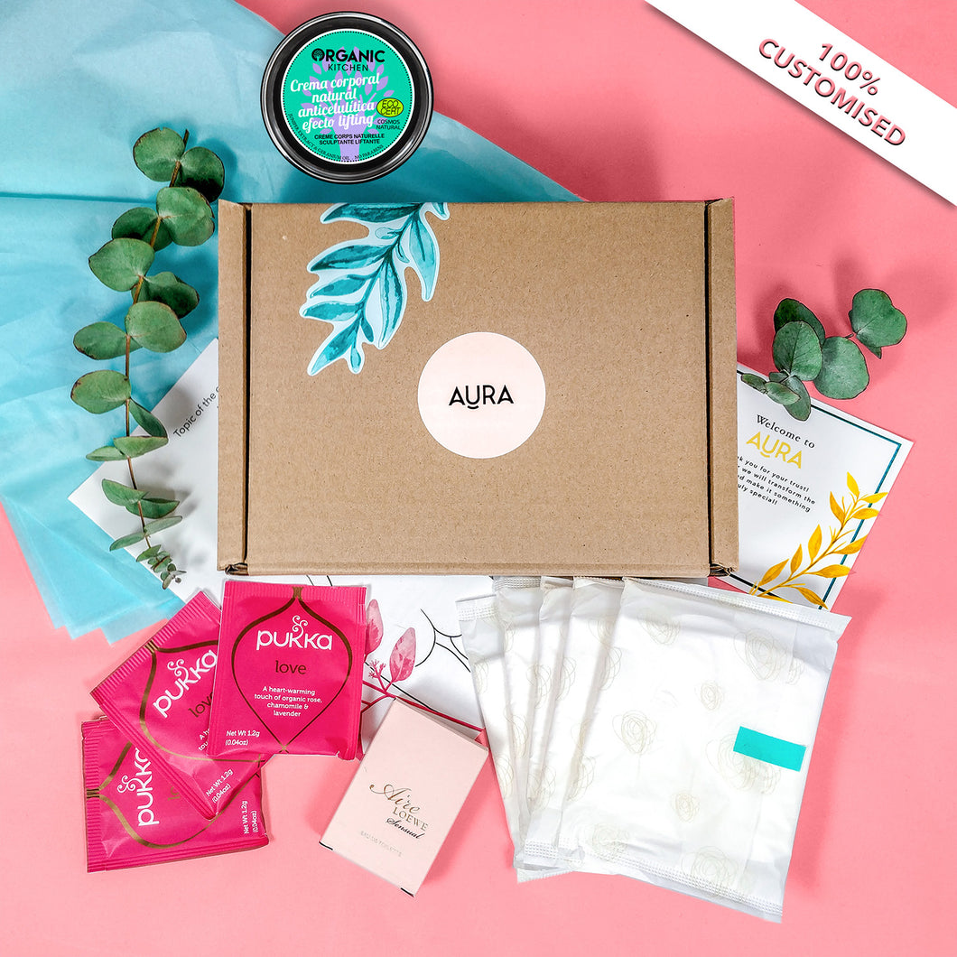 Comfort Box for Menstrual Cup - Subscription