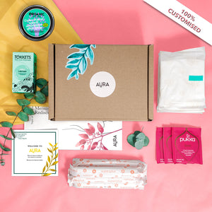 Comfort Box - Medium Period