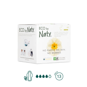 Naty - Super Pads - Aura - Period Subscription Box