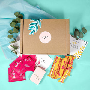 Standard Comfort Light Box - Aura - Period Subscription Box