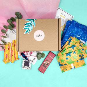 Standard Comfort Strong Box - Aura - Period Subscription Box