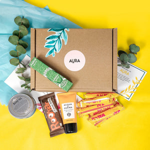 Standard Extra Light Box - Aura - Period Subscription Box