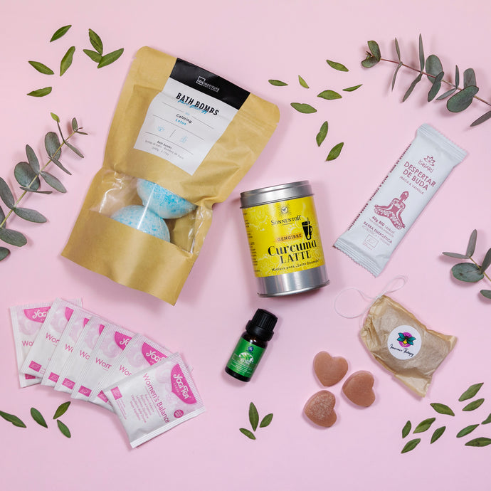Anti-Cramps Box - Aura - Period Subscription Box